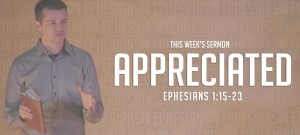 Appreciated Ephesians Sermon Slide Art