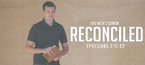 Reconciled Ephesians Sermon Slide Art