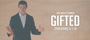 Gifted Ephesians Sermon Slide Art