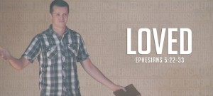 LOVED Ephesians Sermon Slide Art