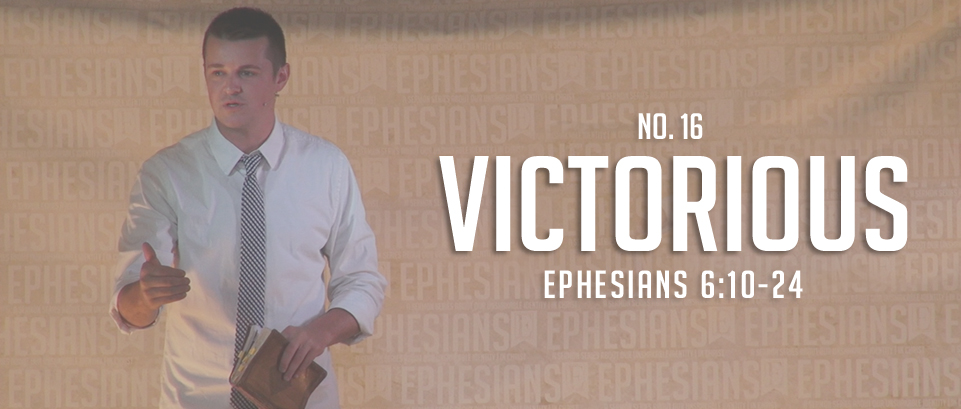 VICTORIOUS Thumbnail for Sermon Page Sermon Art